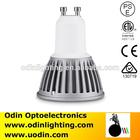 5w LED spot lighting par light led gu10 bulb