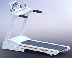"ZC-5218A 9"" color screen indoor exercise equipment, running machinefitness equipment ,walking exercise equipment"