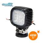 Top quality 48w cob led spotlight cree 3w led spotlight gu10 waterproof led 12v car motorcycle spotlights