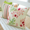 silk screen printing cushion ,soft back cushion for adult
