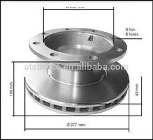semi truck brake drums 0308834037