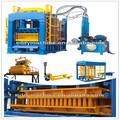 Produtos mais vendidos Gym-qty10-18 totalmente automática Soild máquina de tijolo