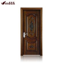 Solid wood door details and good price door