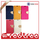 TPU back cover mobile leather cases for motorala