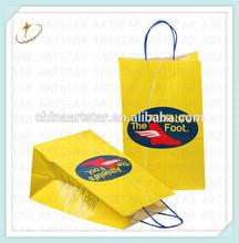 Professional kraft paper bag supplier