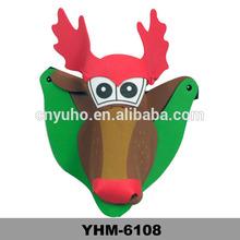 EVA reindeer Animal party hat Cartoon Cap for children performance Christmas