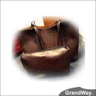 Elegant PU Leather Handbag Composite Package