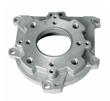 Supply ISO/TS16949 Customized Aluminum Alloy A380 ADC12 products casting iron