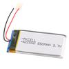 High power 3.7V 550mAh lithium polymer battery