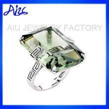 fashionable jewelry stone female ring