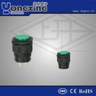 CQC CE IP40 1A 250V AC 16mm momentary 12v on off on off pushbutton switch