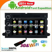 Ford Fusion Support wireless IPOD special car dvd audio player