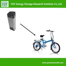 36V 10Ah/48V 10Ah li-ion ebike & scooter battery pack lifepo4