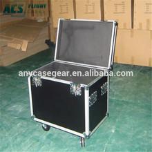 Black Label Truck Pack Case 21.5 x 27.5 x 21.5/High Quality Aluminum Case/Aluminum Briefcase Tool Box
