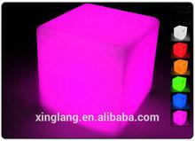 new product led cube magic/led cube furniture for sale