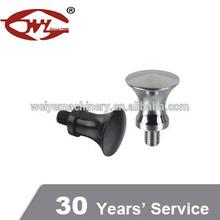 wholesale Bakelite or steel hand shaped door knob
