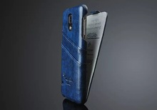Card Slot Leather Flip Case For Samsung Galaxy S5 i9600