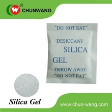 White silica gel desiccant bag adsorbent super dry from factory