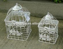 mini decorative iron ornamental cages bird