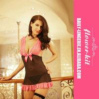 Newest popular open hot women dance exotic lingerie wear