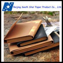 hard cover kraft jotter printing/memo pad supplier
