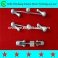 Cable eléctrico accessiories espiral del amortiguador de stockbridge amortiguador amortiguador