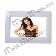 8 inch TFT LED Digital Photo Frame with SD/MMC/MS/XD/USB Host/Mini USB (800x600pixels) Support MP3/WMA