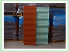 stone chip coated steel roof tile