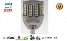 Lightmaster IP67 Meanwell power supply 130lm/w outdoor die cast aluminum 100w led flood light housing