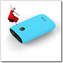 Portable backup charger Power Bank 6600 mah with insurance covered