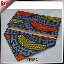 Wholesale cheap ethnic fabric ladies hand purse african fabric ladies purse