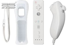 Products Combo For Remote Remotes + Nunchuck Controller For Nintendo Wii Video Games Play