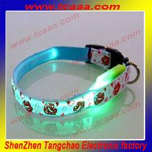 led dog collar,2014 new pet dog products