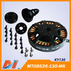 Maytech Rc multi rotors 8626 130KV for Quad Unmanned Aerial Vehicle