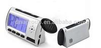 digital clock camera with internal battery 640*480
