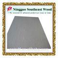 Planche blanche plane de densité épaisse à haute qualité de matériaux de construction