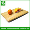 2014 hot selling natural round cutting board wood