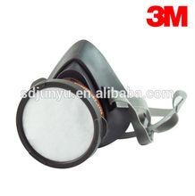 3M 3200 disposable half face mask/3M 3200 Rubber Half Facepiece Reusable Respirator