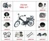 TM-960 MBK SPARE PARTS