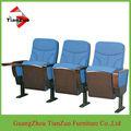( tiyatro koltukları sandalyeler açık) kumaş ve ahşap tiyatro koltukları sandalyeler açık Bloknot