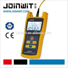 JW3208 handheld optical power meter / Optical Power Meter Calibrated Wavelength850,980,1300,1310,1490,1550 nm