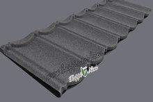 Terracotta Stone Coated Roof Tiles / Asphalt Shingles Sale / Black Corrugated Roofing Sheet