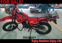 Popular Durable Powerful 125cc Dirt Bike for Sale Cheap YH200GY
