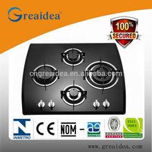 hot sale atmospheric gas burner freestanding gas cooker