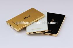 DIHAO Tech 4.8mm Ultra Thin MOOC X5 Children Card Mobile Phone Pocket Mini Phone Low Radiation Cell Phone
