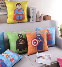 China supplier 2014 wholesale printed cushion