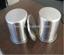 lata de aluminio de soda