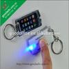 Pvc led keychain / plastic keychain led / led pvc keychain