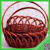 Wholesale empty fruit basket,fruit picking basket,woven fruit basket