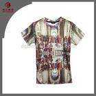 2014 fashion men's t-shirt korea design cheap hot sell in summer
